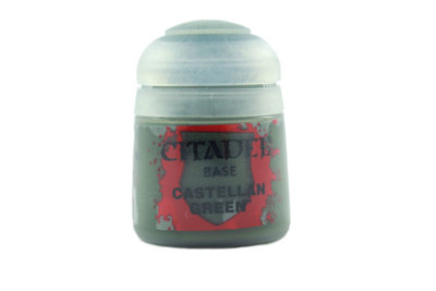 BASE: CASTELLAN GREEN
