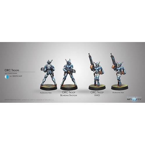 ORC Troops (Boarding Shotgun, HMG)