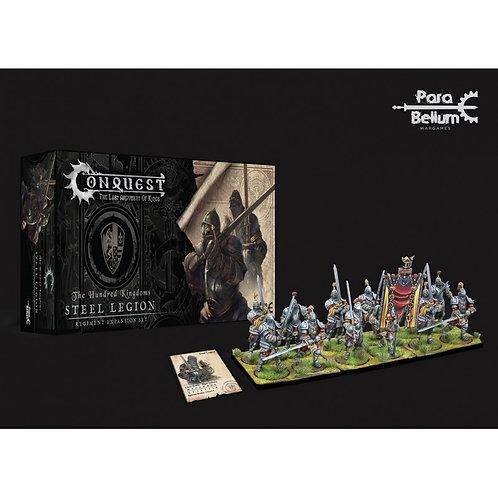 Hundred Kingdoms: Steel Legion