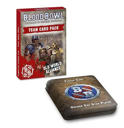 Old World Alliance Team Card Pack