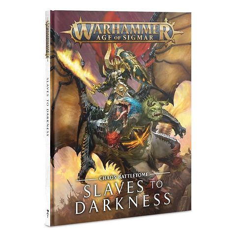 Battletome: Slaves to Darkness (Anglais)