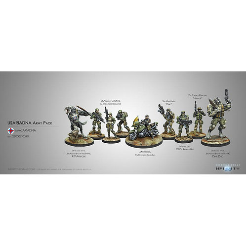 USAriadna (Army Pack)