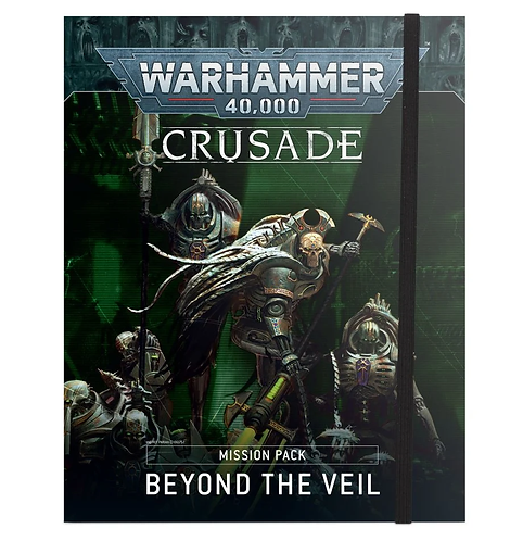 Beyond the Veil Crusade Mission Pack (Anglais)