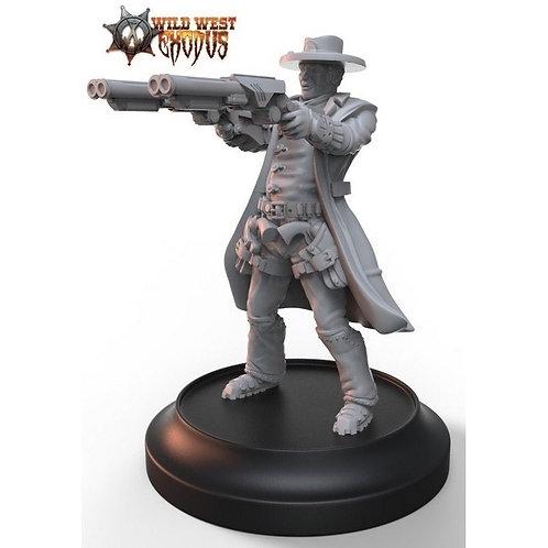 Sheriff Mick Ironclad (Underboss)