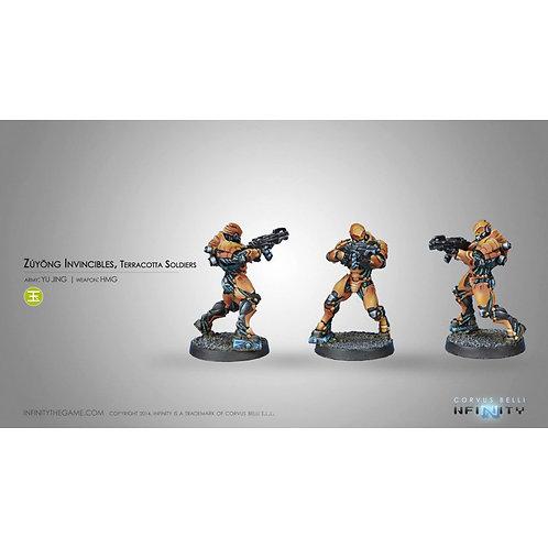 Zuyong Invincibles Terra-cotta Soldiers