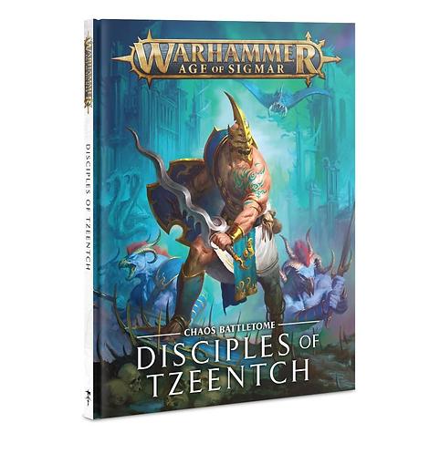 Battletome: Disciples of Tzeentch (Anglais)