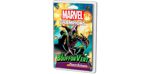 Marvel Champions: Scenario Le Bouffon Vert