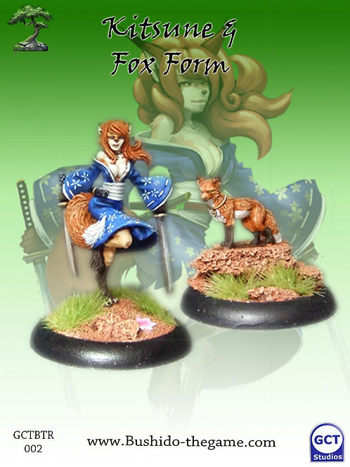 Kitsune & Fox form