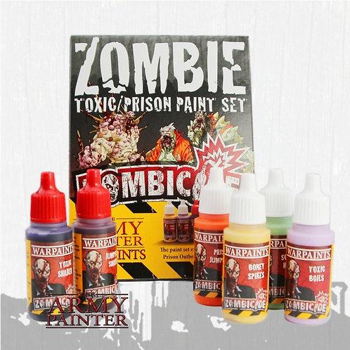 Zombicide: Toxic/Prison Set