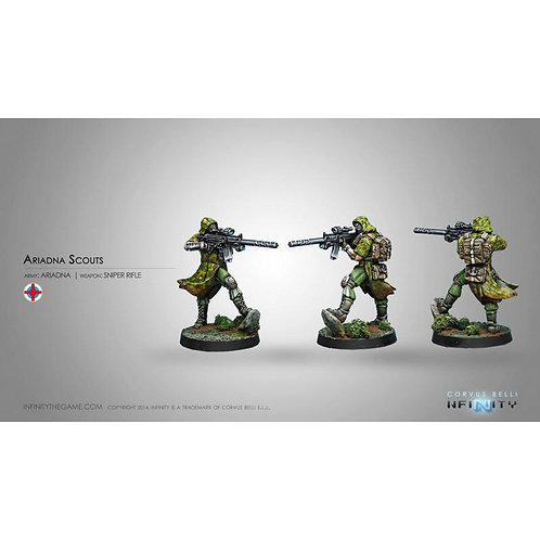 Ariadna Scouts (SniperRifle)