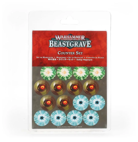 Set de marqueurs Beastgrave