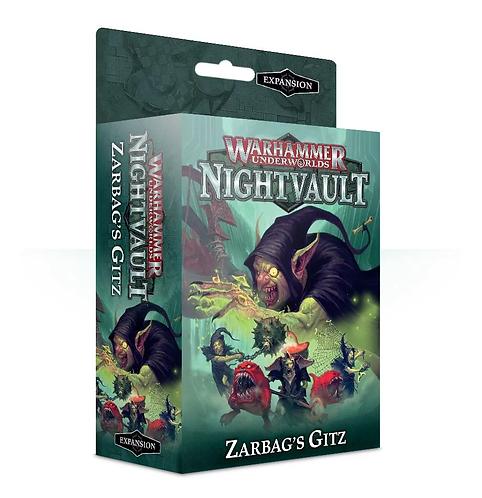 Nightvault: Zarbag's Gitz (Anglais)