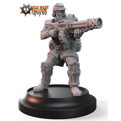 Corporal Franklyn (Sidekick)