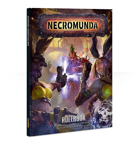 Necromunda: Rulebook (Anglais)