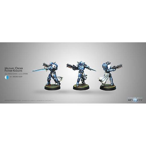 Military Order Father Knights (Spitfire)