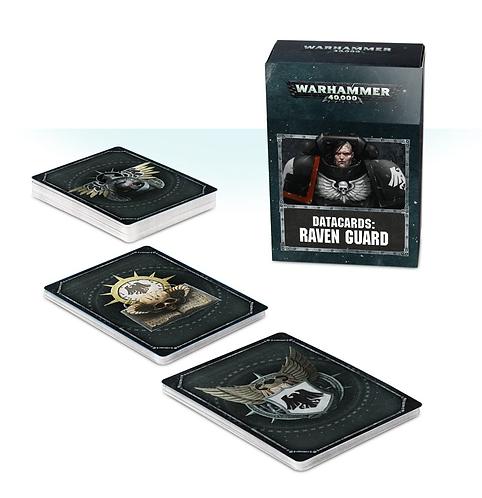 Datacards: Raven Guard (Anglais)