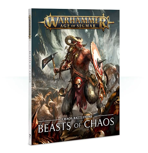 Battletome: Beasts of Chaos (Anglais)