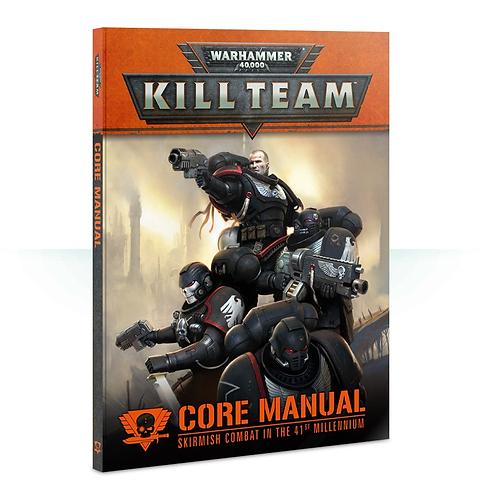 Kill Team: Core Manual (Anglais)