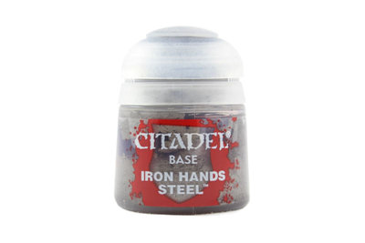 BASE: IRON HANDS STEEL