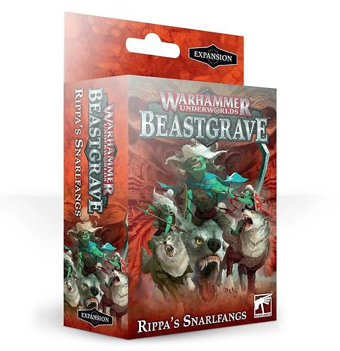 Beastgrave: Rippa's Snarlfangs (Anglais)