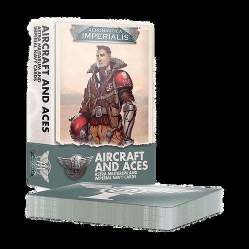 Aircraft & Aces: Imperial Navy Taros Cards