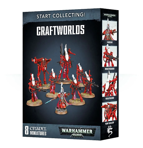 Start Collecting! Craftworld