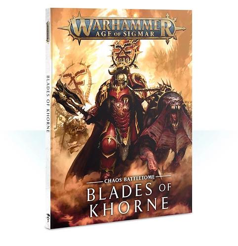 Battletome: Blades of Khorne (Anglais)