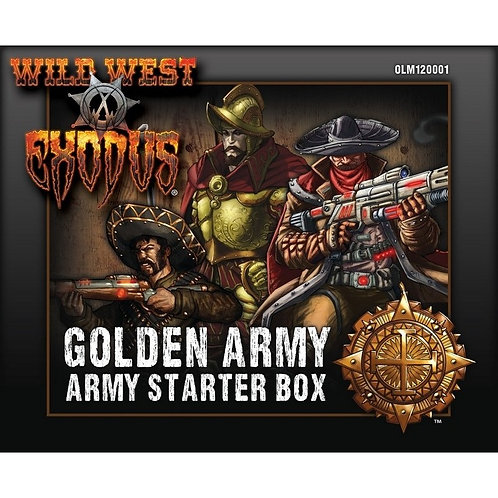 Golden Army Starter Box