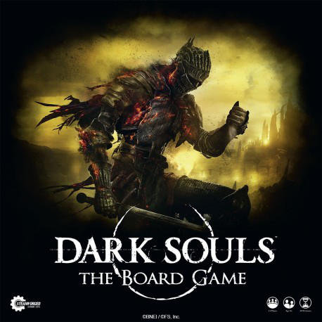 Dark Souls: The Board Game (Anglais)