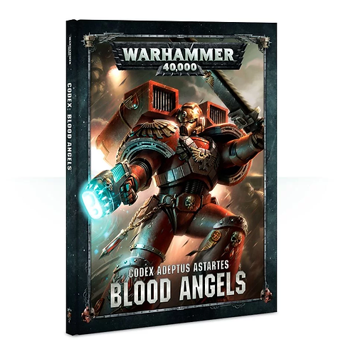 Codex: Blood Angels (Anglais)