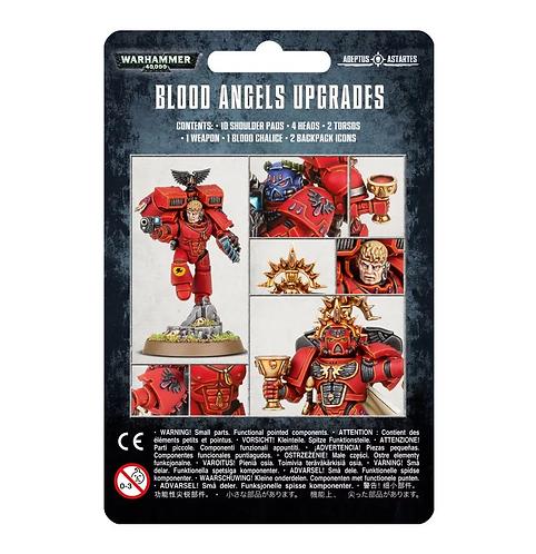Pack d'amélioration Blood Angels