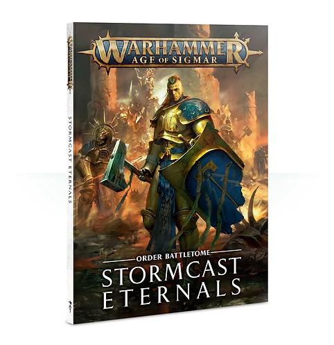 Battletome: Stormcast Eternals (Anglais)