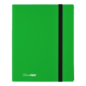 Portfolio Pro Binder Eclipse Lime Green - 360 cartes A4