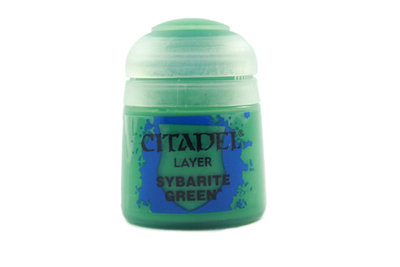 LAYER: SYBARITE GREEN