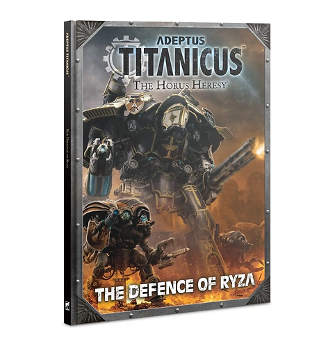 The Defense of Ryza