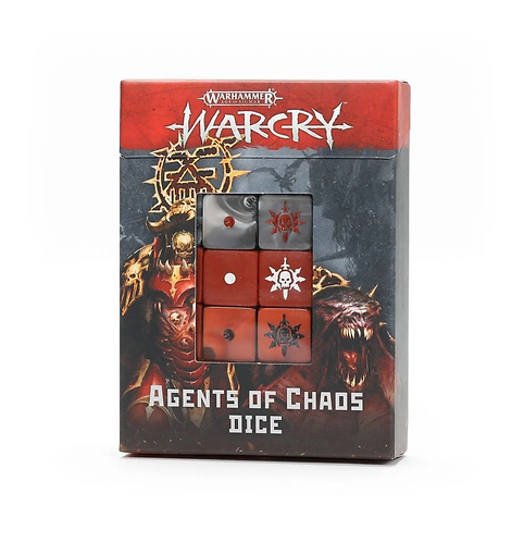 Agents of Chaos Dices