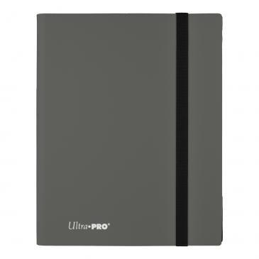 Portfolio Pro Binder Eclipse Smoke Grey - 360 cartes A4