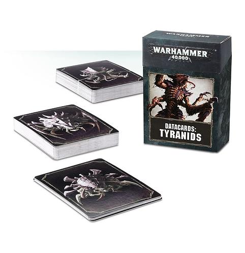 Datacards: Tyranids (Anglais)