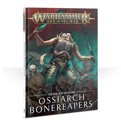 Battletome: Ossiarch Bonereapers (Anglais)