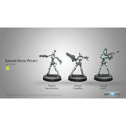 Karakuri Special Project