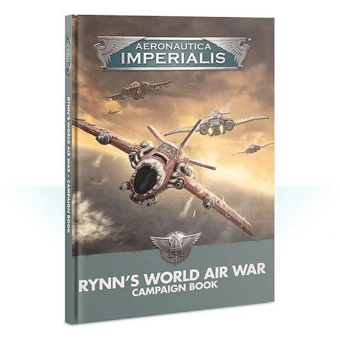 Rynn's World Air War Campaign Book (Anglais)