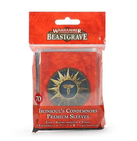 Beastgrave: Etuis Lady Harrow's Mournflight