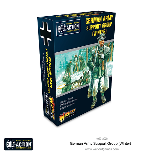 German Army Support Group (Winter)