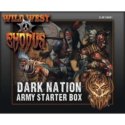 Dark Nation Starter Box