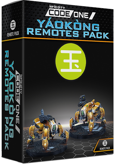 Code One: Yaokong Remotes Pack