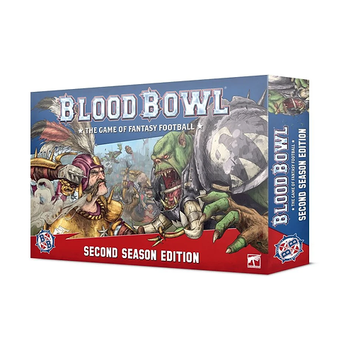 BLOOD BOWL: Second Season Edition (Anglais)