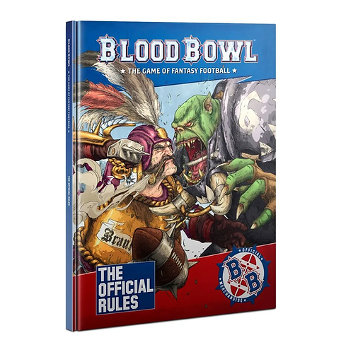 BLOOD BOWL Rulebook (Anglais)