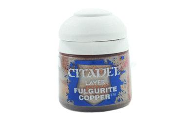 LAYER: FULGURITE COPPER