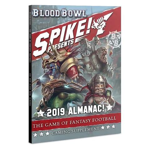 The 2019 Blood Bowl Almanac (Anglais)