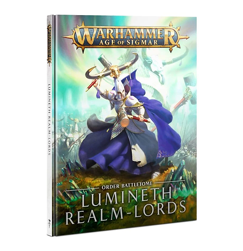 BattleTome : Lumineth Realm-Lords